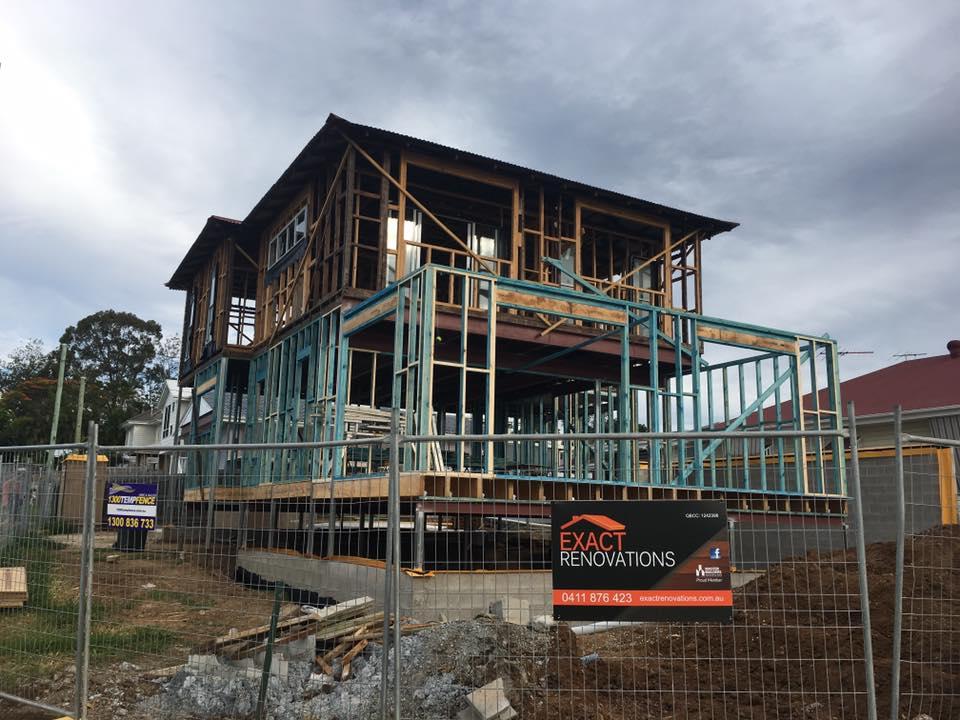 Virginia Raise and Builder Under